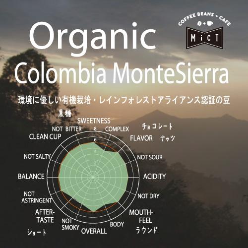 《オーガニック》コロンビア モンテシエラ