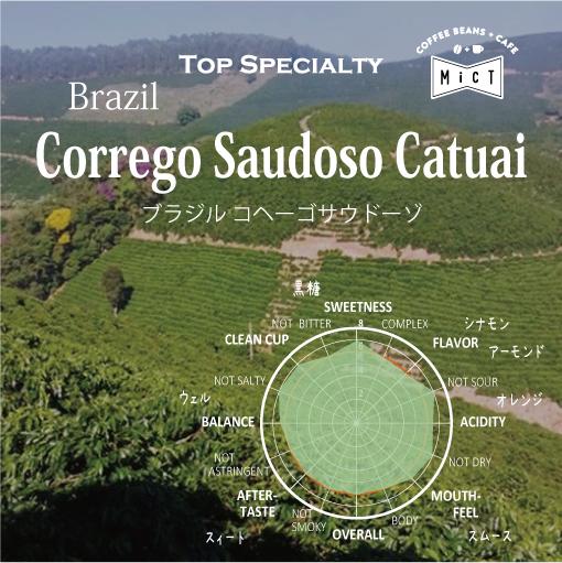 《Top Specialty》ブラジルコヘーゴサウドーゾ