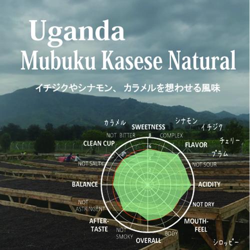 《single》ウガンダ ムブク カセセ ナチュラル