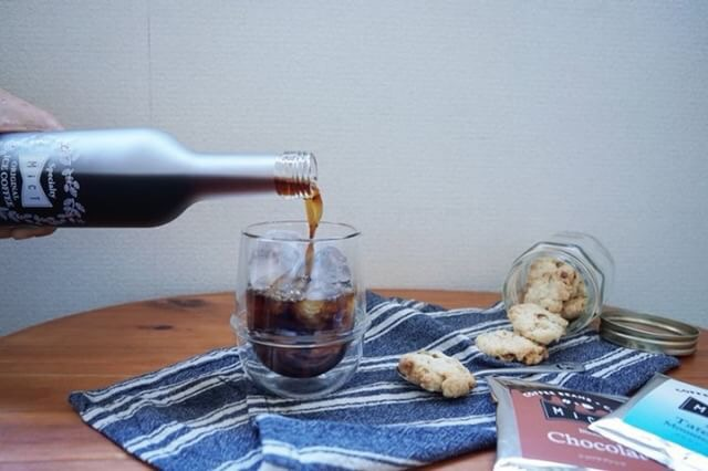 《オリジナル》ボトルアイスコーヒー 500ml【30%OFF/¥4666お得】